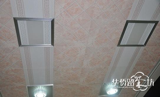 浴室吊顶取暖器电路图