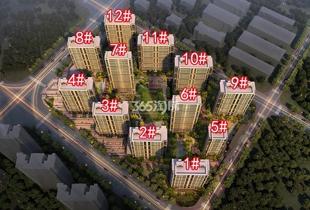 12幢17-24层的全装修高层