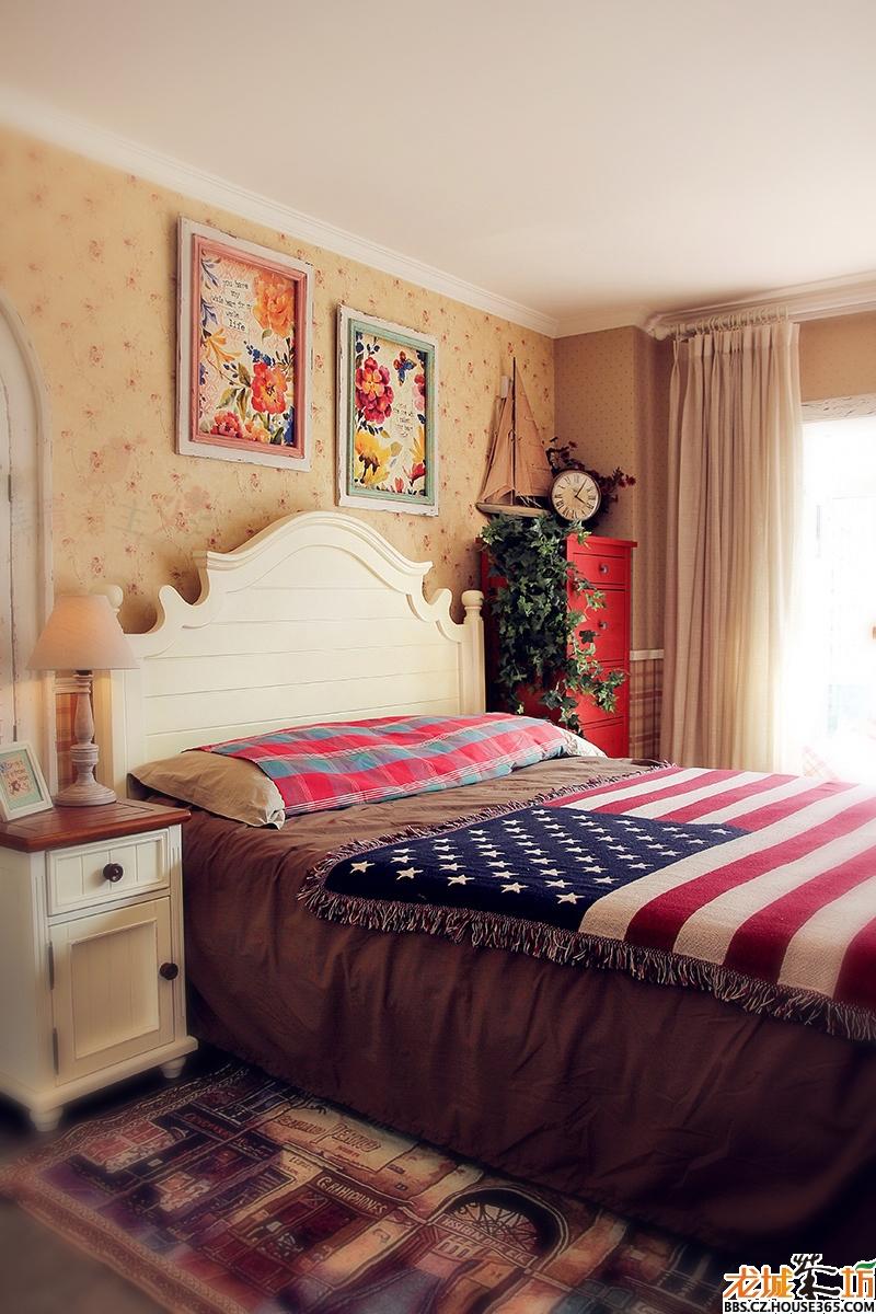 木工床头柜设计图片大全