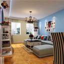 【一号家居网】增大卧室面积 三居改两居后装修图片