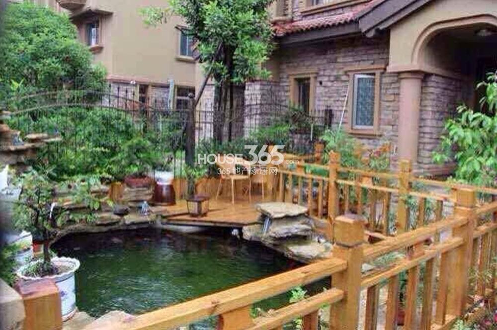 碧桂园城市花园别墅附带鱼池(3.23)