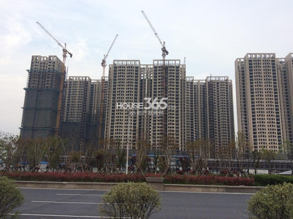 东方万汇城北片实景图(4.8)