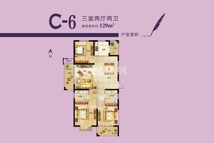 C-6户型