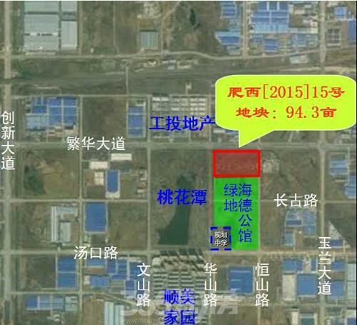 和昌中央悦府 UI空间交通图