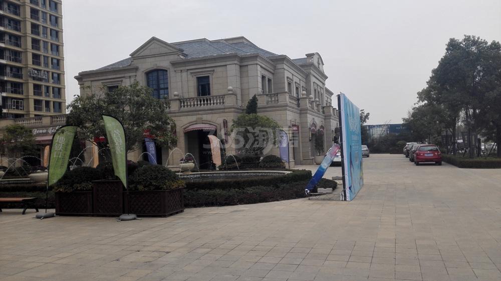 翠屏诚园实景图(12.19)