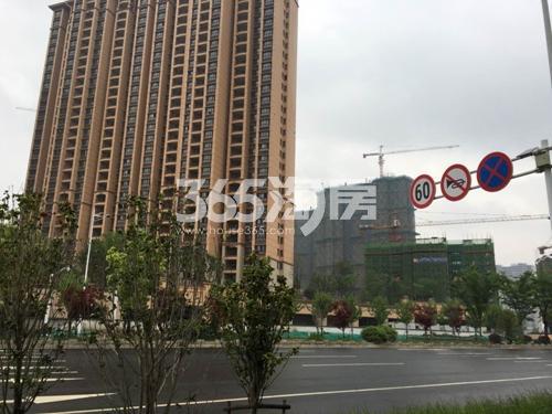 雅居乐滨江国际实景图(4.23)