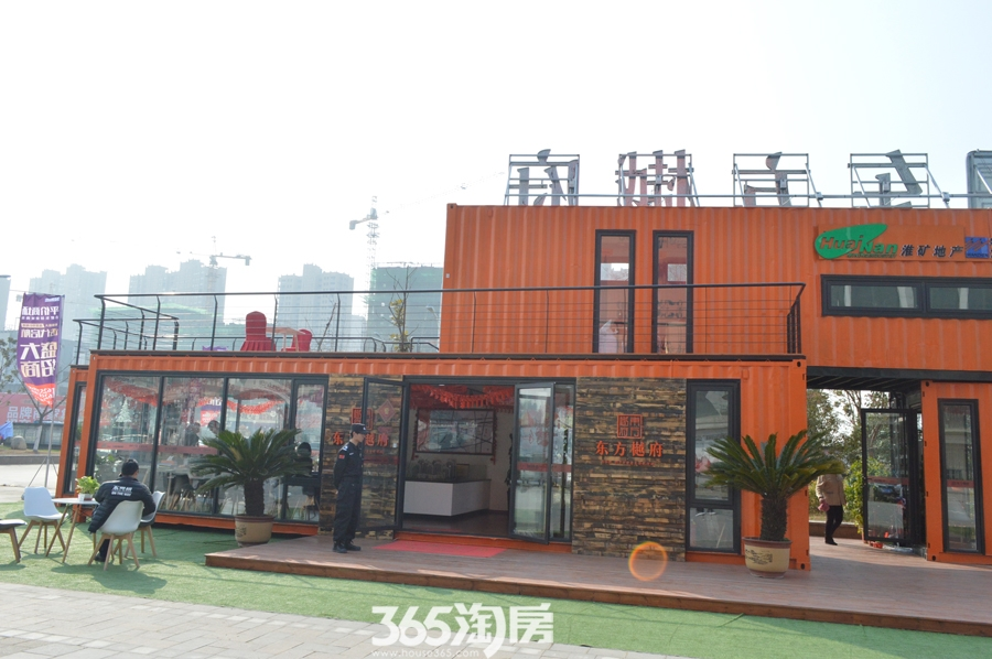 东方樾府售楼部(2017.03)
