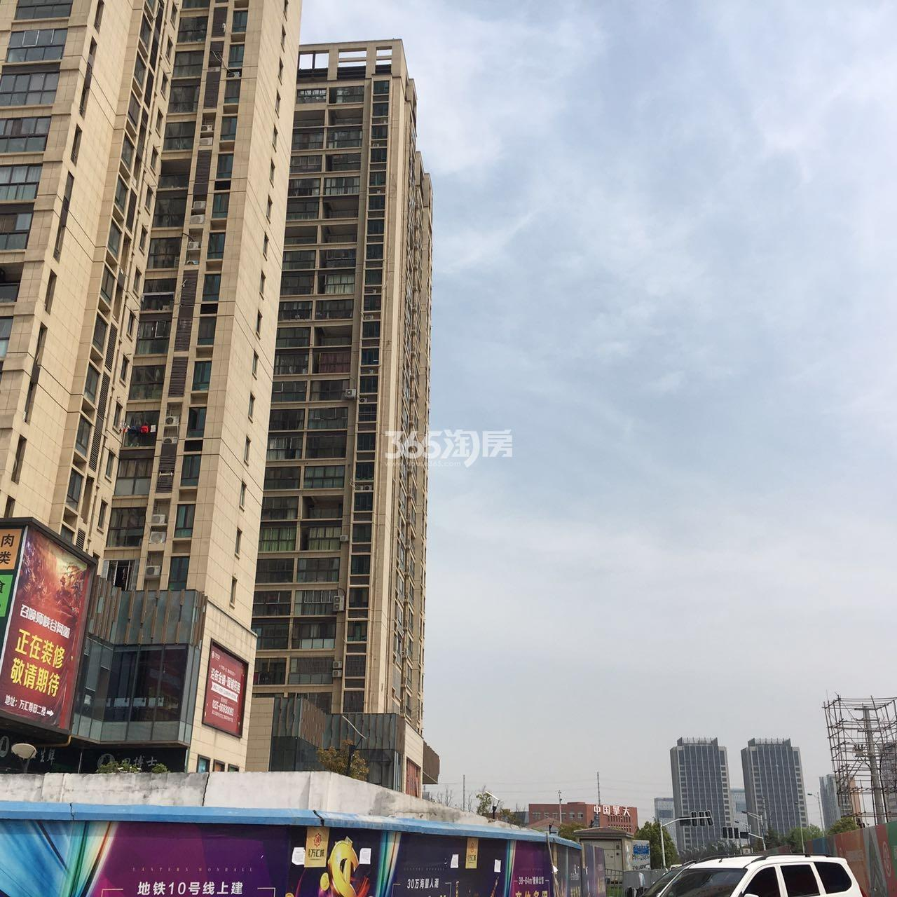 东方万汇城实景图(4.11)