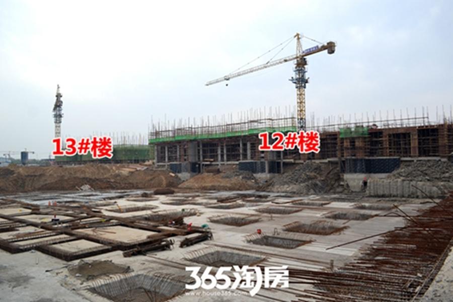 新华联梦想城工程进度(2017.4摄)