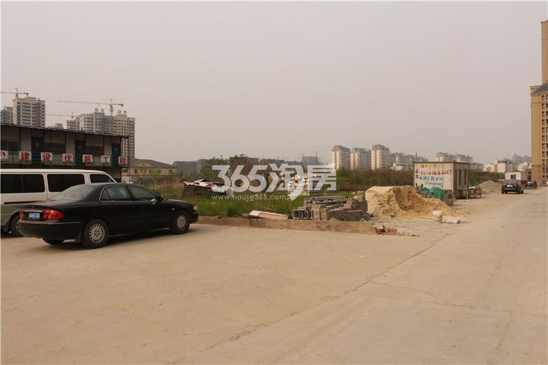 香颂溪岸项目地实景