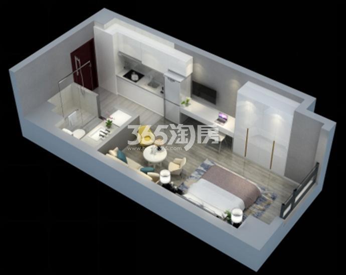中电颐和府邸户型图