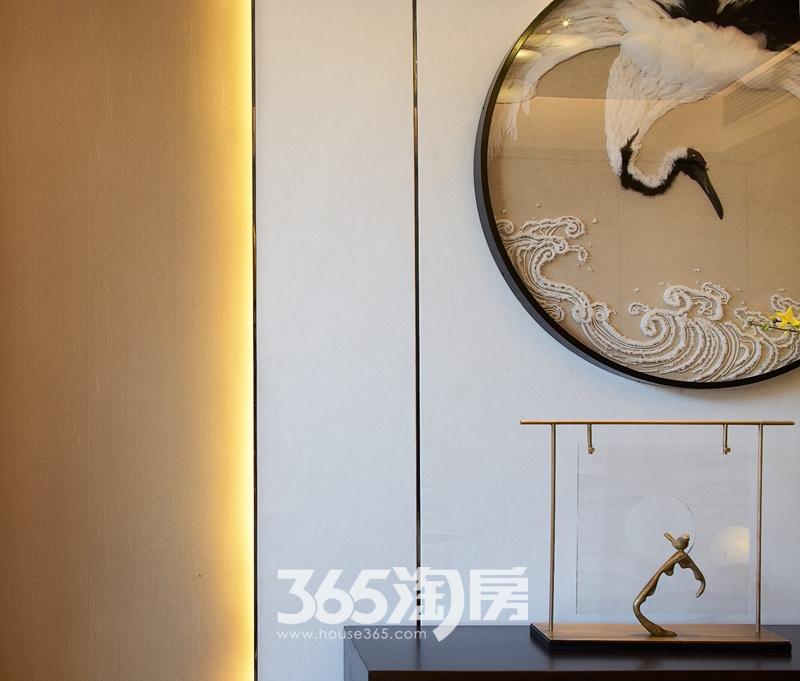 旭辉铂悦庐州府售楼部实景图(2017.8.1)