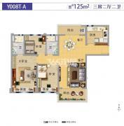 碧桂园凤凰城Y008T-A户