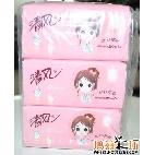 清风餐巾纸(三抽装)